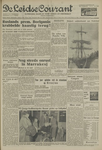Leidse Courant 1955-08-06