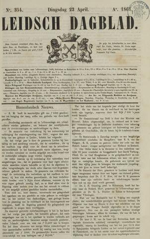 Leidsch Dagblad 1861-04-23