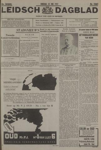 Leidsch Dagblad 1937-05-25