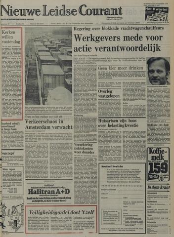 Nieuwe Leidsche Courant 1974-11-27