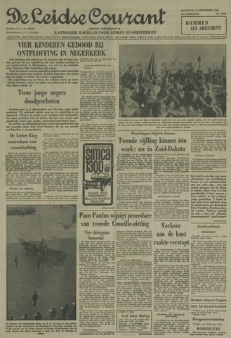 Leidse Courant 1963-09-16
