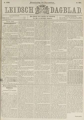 Leidsch Dagblad 1893-11-23