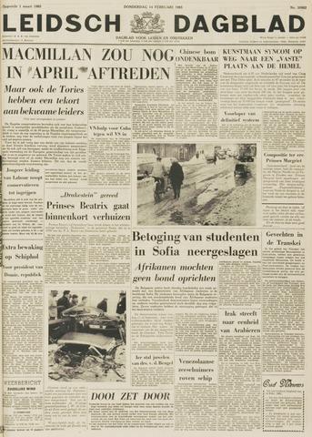 Leidsch Dagblad 1963-02-14