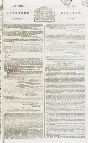 Leydse Courant 1838-10-01