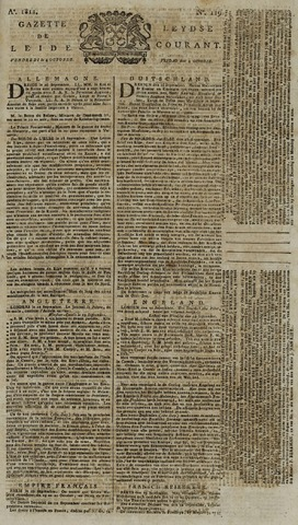 Leydse Courant 1811-10-04