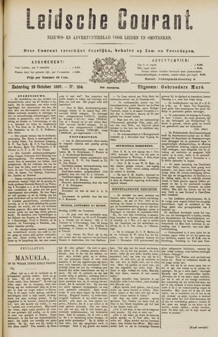 Leydse Courant 1887-10-29