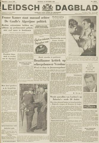 Leidsch Dagblad 1959-10-16