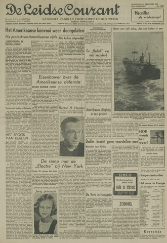 Leidse Courant 1959-02-05