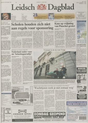Leidsch Dagblad 1999-11-06