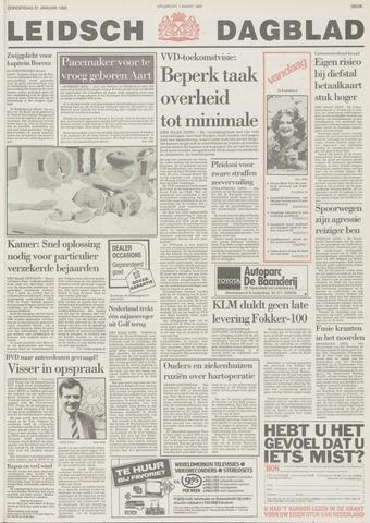 Leidsch Dagblad 1988-01-21