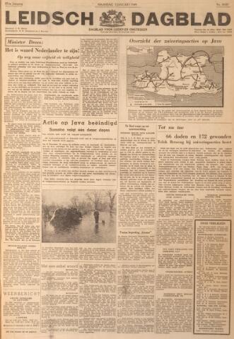 Leidsch Dagblad 1949