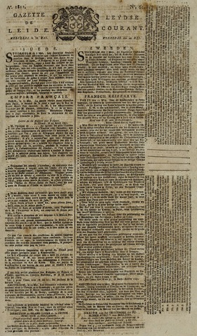 Leydse Courant 1811-05-22