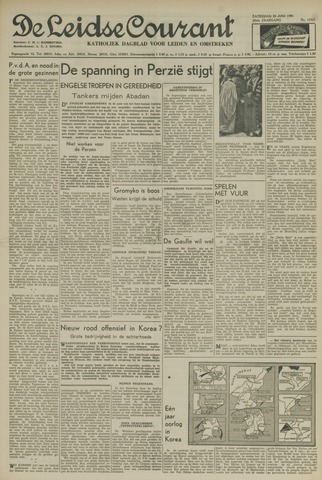 Leidse Courant 1951-06-23
