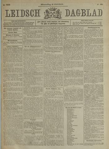 Leidsch Dagblad 1911-10-02