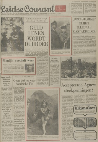 Leidse Courant 1973-08-08