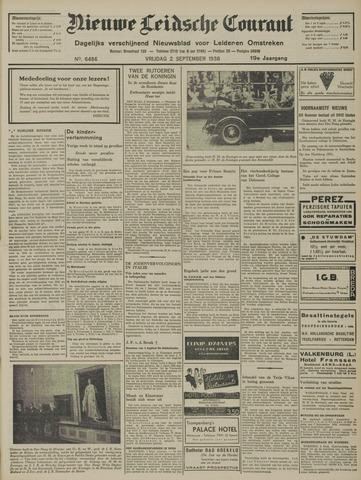 Nieuwe Leidsche Courant 1938-09-02