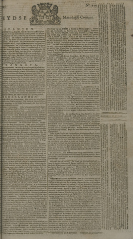 Leydse Courant 1745-09-13