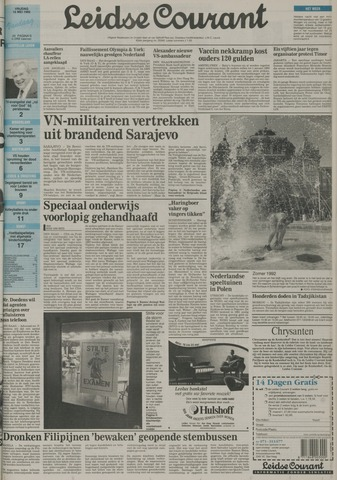 Leidse Courant 1992-05-15
