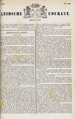 Leydse Courant 1879-05-09