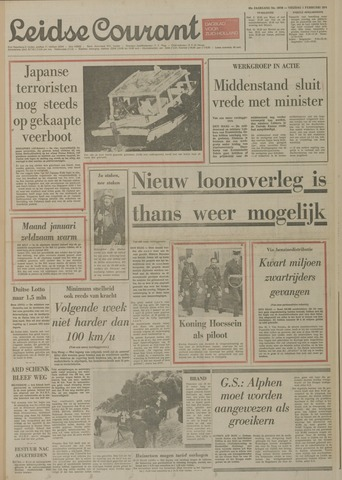 Leidse Courant 1974-02-01
