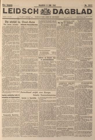 Leidsch Dagblad 1942-06-08