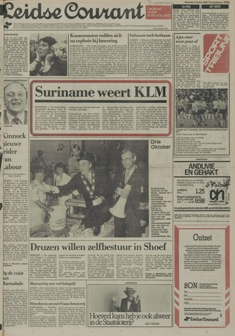 Leidse Courant 1983-10-03