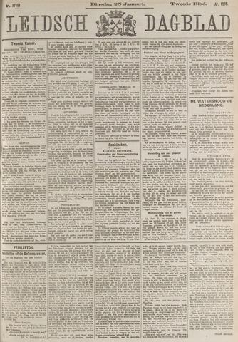 Leidsch Dagblad 1916-01-25
