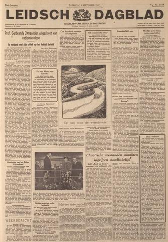 Leidsch Dagblad 1947-09-06