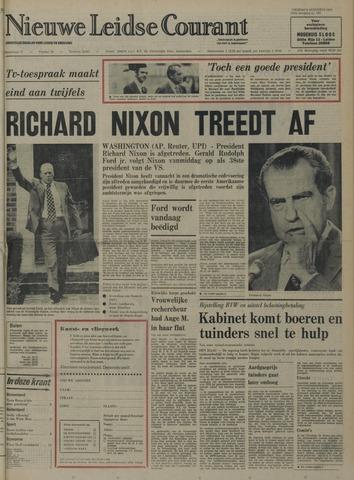Nieuwe Leidsche Courant 1974-08-09