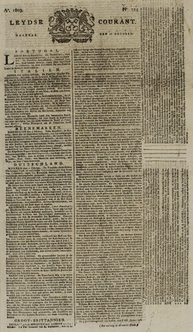 Leydse Courant 1803-10-17