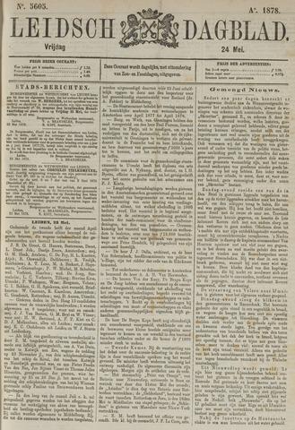 Leidsch Dagblad 1878-05-24