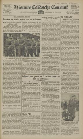 Nieuwe Leidsche Courant 1946-09-18