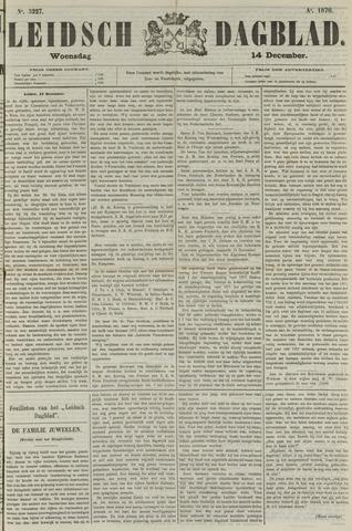 Leidsch Dagblad 1870-12-14