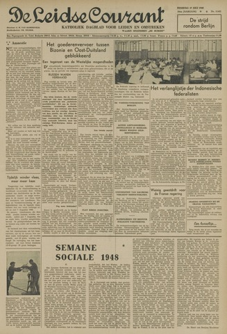 Leidse Courant 1948-07-27