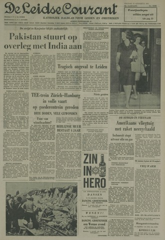 Leidse Courant 1965-08-13