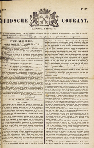 Leydse Courant 1883-02-01