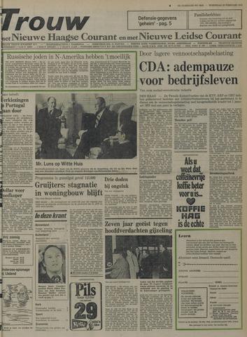 Nieuwe Leidsche Courant 1975-02-26