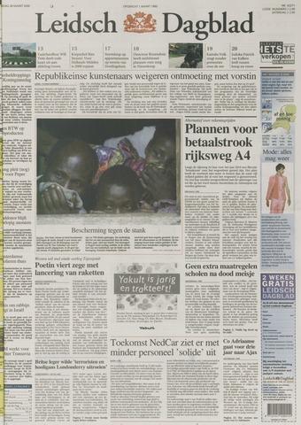 Leidsch Dagblad 2000-03-28
