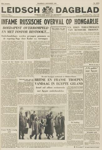 Leidsch Dagblad 1956-11-05