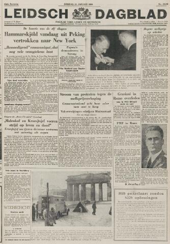 Leidsch Dagblad 1955-01-11