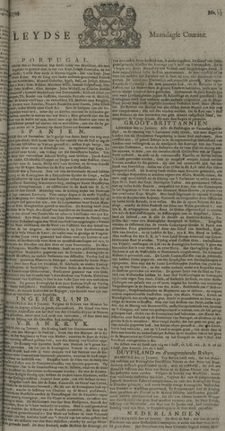 Leydse Courant 1729-01-31