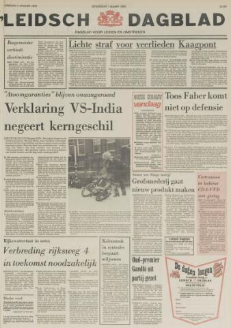 Leidsch Dagblad 1978-01-03