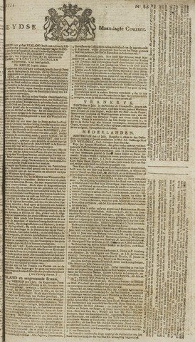 Leydse Courant 1773-07-19