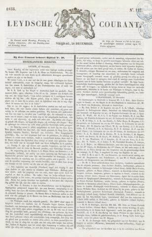 Leydse Courant 1855-12-28