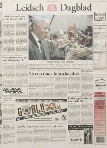 Leidsch Dagblad 1994-03-16