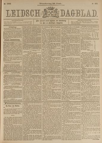 Leidsch Dagblad 1901-06-13