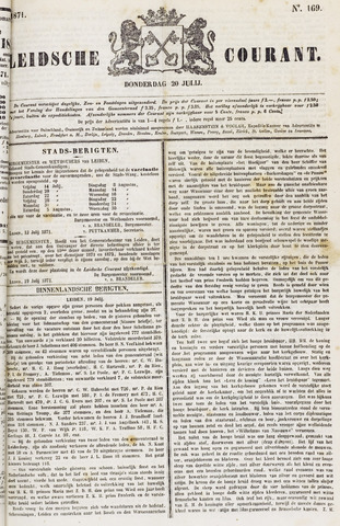 Leydse Courant 1871-07-20