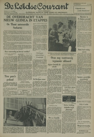 Leidse Courant 1962-06-21
