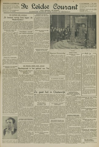 Leidse Courant 1947-10-15