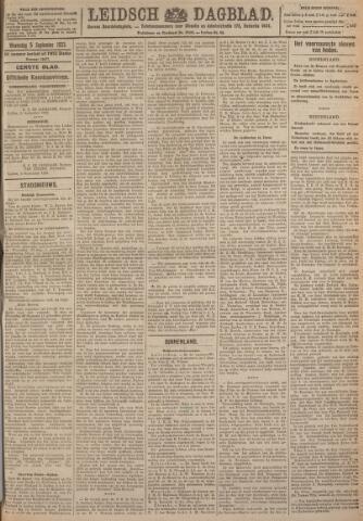 Leidsch Dagblad 1923-09-05